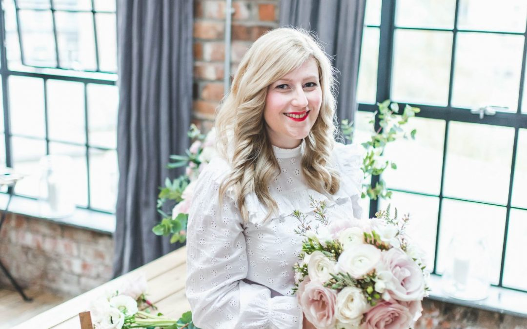 From Wedding Flowers Enquiry To Your Big Day – The Life Of A Wedding Florist