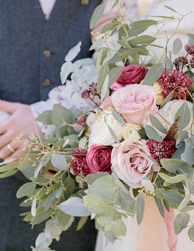 Flourish and Grace wedding bouquet flowers