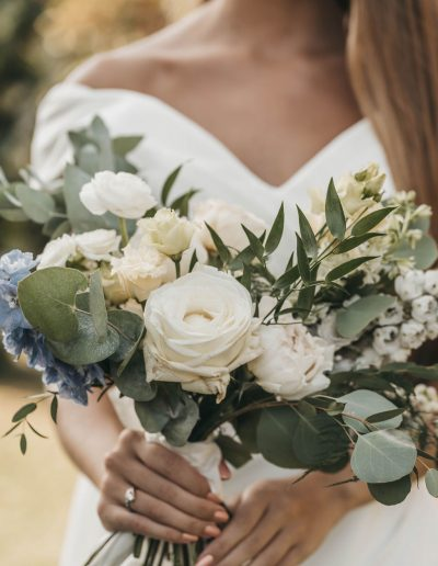 fine art wedding flowers flourish and grace bristol wedding florist hale park