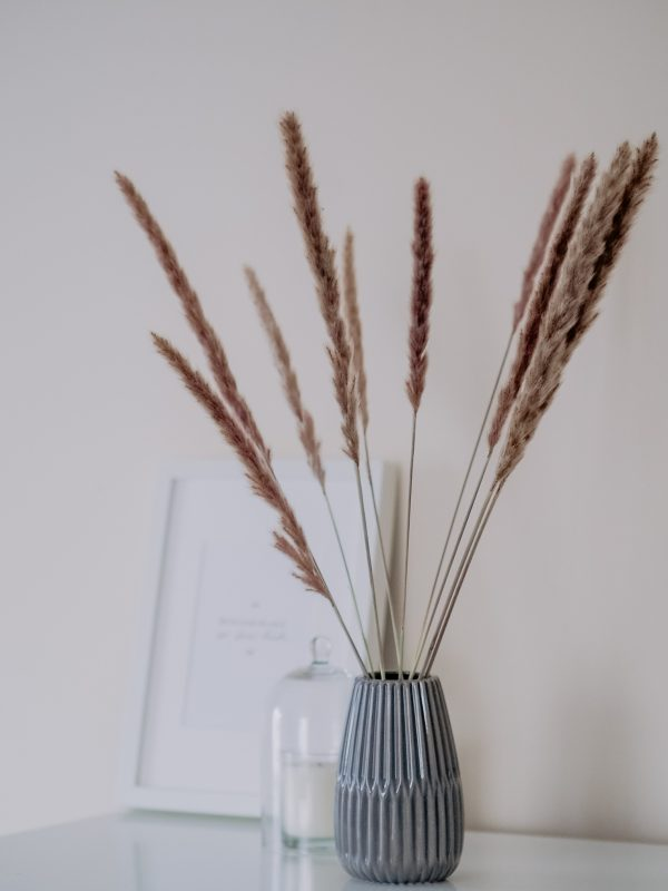 Natural reed grass bunch by Flourish and Grace